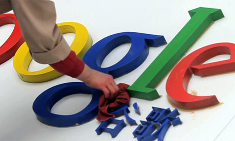 Google bans Chinese Internet