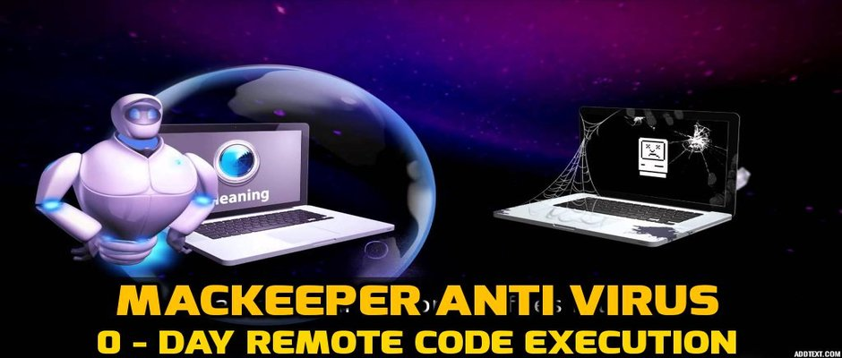 MacKeeper zero day security flaw